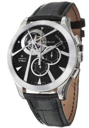 Zenith Class Tourbillon Men's Automatic Watch 65-0520-4035-21-C492 | Online-store | Scoop.it