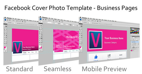 Facebook Business Page Cover Photo Template   Social Media Pro   Scoop.it