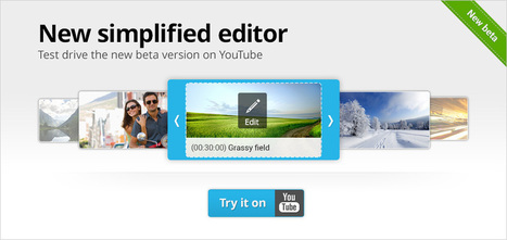 WeVideo - Collaborative Online Video Editor in the Cloud | Classroom Tech Tools | Scoop.it