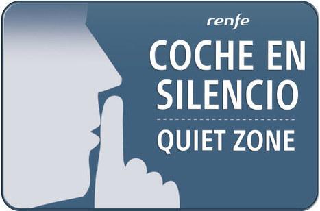 El 'coche silencioso' para viajar relajado en los AVE | TrenIT | Scoop.it