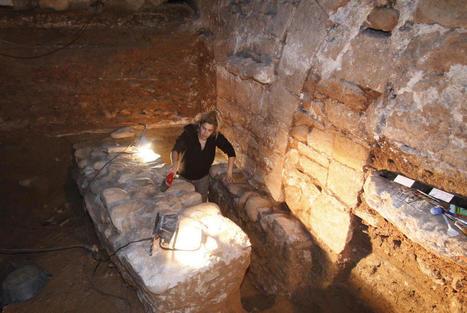 Girona: El antiguo Hospital dels Clergues se asentaba sobre una necrópolis romana del siglo I | LVDVS CHIRONIS 3.0 | Scoop.it