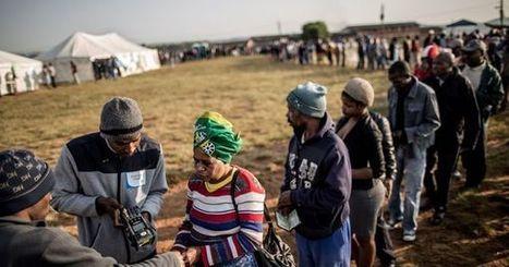 Afrique du Sud : le parti de Mandela subit un revers historique | 694028 | Scoop.it