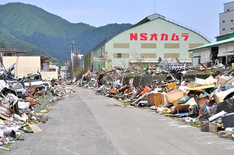 [photo] Des dégâts toujours apparents à Kamaishi-city. | Noriyuki Suzuki | Japon : séisme, tsunami & conséquences | Scoop.it