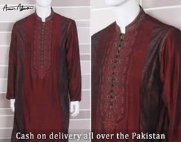 Amir Adnan Men's wear Summer Eid Kurta Salwar 2015 | newteenstyle | Scoop.it
