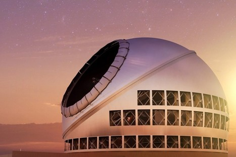 Hawaii's 30-Meter Telescope Could End Up in Spain | World History | Scoop.it