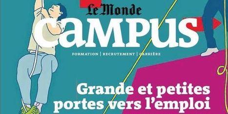 Le Monde-Campus: Les clés de l'emploi | Noticias educación - business schools | Scoop.it