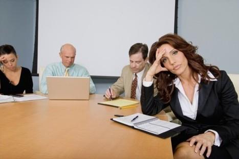 Best Way To Have An Idea? Attend Boring Meetings ‹ Advertising Week Social Club | ADVERTISING | Scoop.it