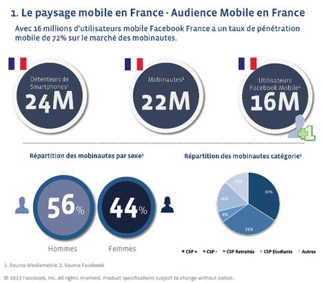 Chiffres-Mobile-Facebook.jpg (640x561 pixels) | Mobile user & M-Commerce | Scoop.it