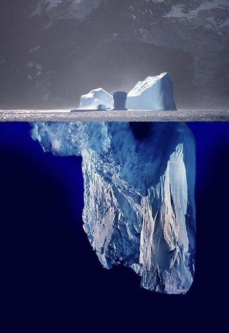 On digital engagement and icebergs | Digital Healthcare Trends | Scoop.it