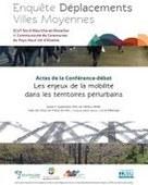 Actes de la Conférence sur « Les enjeux de la mobilité dans les territoires périurbains » — Agape Lorraine Nord | Actualité du centre de documentation de l'AGURAM | Scoop.it