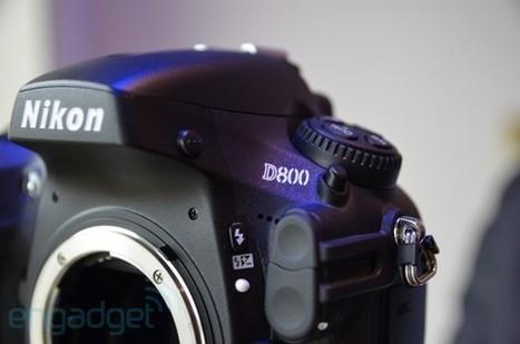 Nikon confirms 36.3-megapixel D800, we go hands-on | video encoding | Scoop.it
