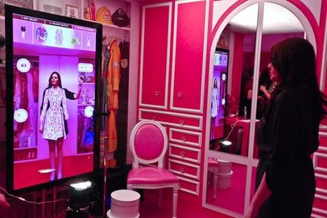 Voir la vie en Barbie, cela peut devenir une réalité... augmentée   Merchandising digitale   Scoop.it