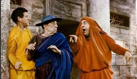 Plautus cinematographicus, uel Golfus Romae | Cultura Clásica | Scoop.it