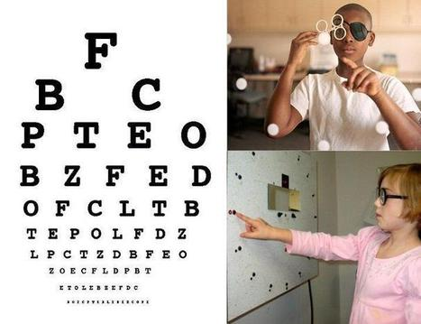 What is the essential key for treating Lazy eye correction? | The types and symptoms of Nystagmus | Scoop.it
