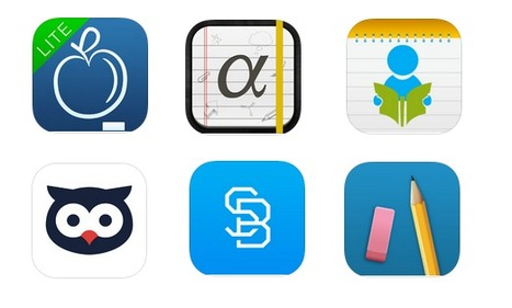 6 Great Homework and Study Aids iPad Apps for Students ~ Educational Technology and Mobile Learning | IPads and technology in the classroom | Scoop.it