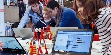 Lyon Mini Maker Faire : quand le faire soi-même redevient un enjeu | Vous avez dit Innovation ? | Scoop.it