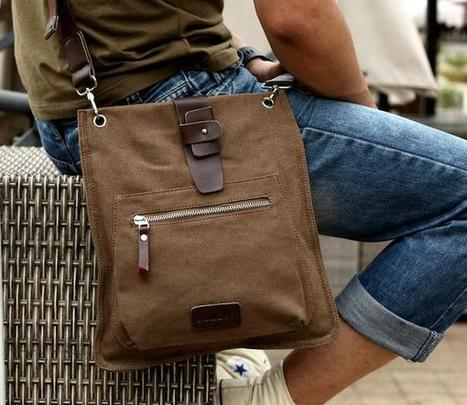 Why We Love Men's Messenger Bags (And You Should, Too!) | Best Messenger Bags For Men | Scoop.it
