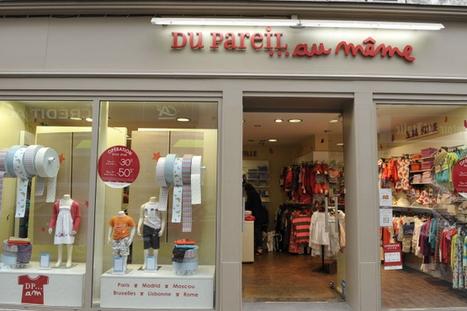 Du Pareil au Même teste le «click and collect» sur 84 boutiques - La Revue du Digital | OmniChannel Commerce | Scoop.it