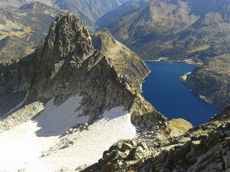 Cap-de-Long depuis le Néouvielle le 8 octobre 2014 - Cedryck Terlecki | Facebook | Vallée d'Aure - Pyrénées | Scoop.it