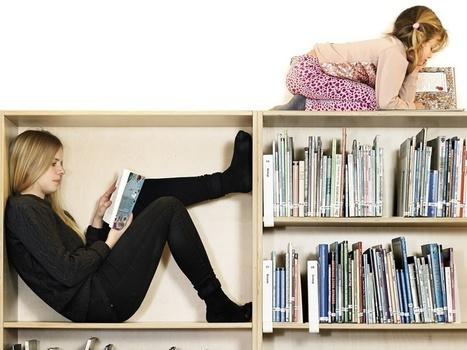 L'infographie du jour : à quoi ressemble la bibliothèque des Français ? | TIC et doc | Scoop.it