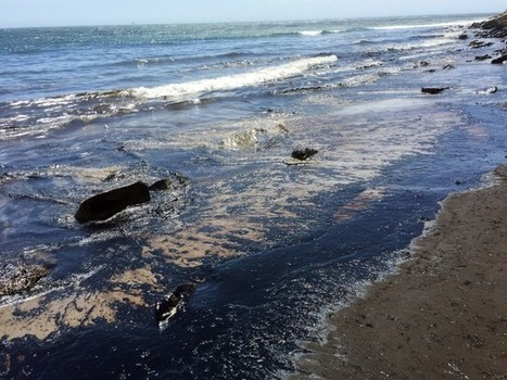 Pipeline Ruptures In #California, Spilling Thousands Of Gallons Of Oil Into The Ocean | Messenger for mother Earth | Scoop.it