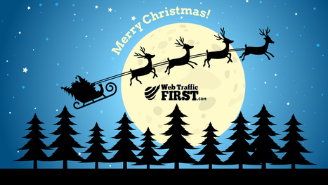 Merry Christmas !! | Web Traffic First | Scoop.it