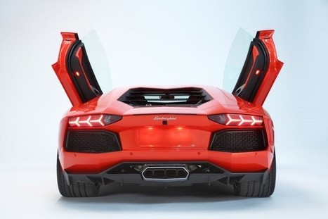Lamborghini Aventador SV Could Arrive in Coming Months - GTspirit | Supercars in Asia | Scoop.it