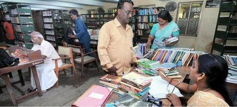 Residents joining hands to restore a library   Libraries in Demand   Scoop.it