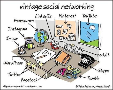 Twitter / bafega: Sí, socialmedia-adictos, hubo ... | Social Media | Scoop.it