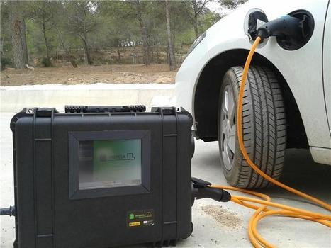 Researchers develop the first mobile charging system for electric vehicles | Outer Space | Scoop.it