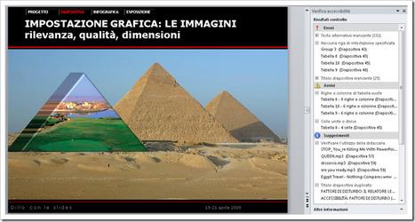 Tutto Slide: Presentazioni accessibili | effective presentation | Scoop.it