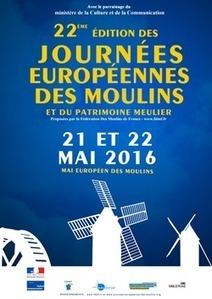 Journées des Moulins et du Patrimoine Meulier | Ma Bretagne | Scoop.it