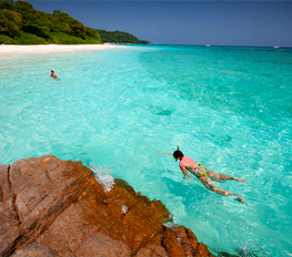 Koh Tachai a Paradise Place & Untouched Island In Thailand. | Make a Trip & Travel to the beach. | Scoop.it