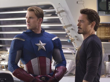 6 Reasons 'The Avengers' Is Crushing It At The Box Office | Transmedia: Storytelling for the Digital Age | Scoop.it