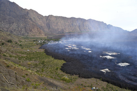 Cape Verde Volcano - The Biggest Natural Disaster You Aren't Reading About - Science 2.0 | Command and Control | Scoop.it