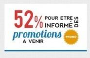 52% des twittos suivent les marques pour être au courant des promotions à venir | RESEAUX SOCIAUX | Scoop.it