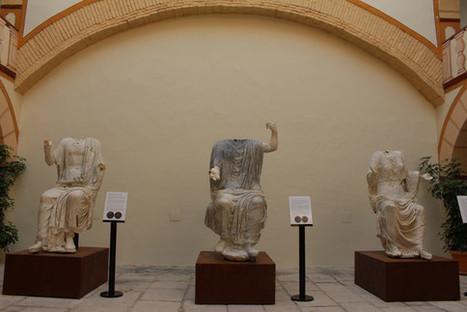 Las estatuas de Augusto, Calígula y Livia muestran sus colores | LVDVS CHIRONIS 3.0 | Scoop.it