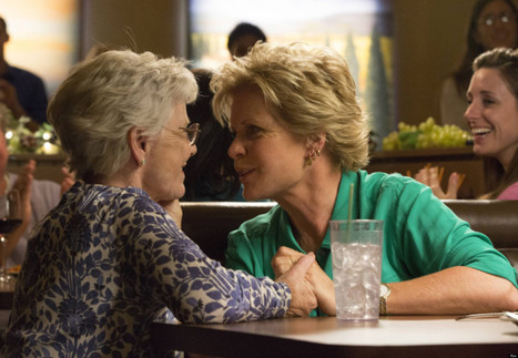 'Glee' Season 4 Finale: Meredith Baxter On Working With Patty Duke, Being Gay ... - Huffington Post | Glee | Scoop.it