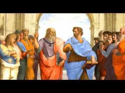 La scuola di Atene Socrate Platone Aristotele - Ferraris | AulaUeb Filosofia | Scoop.it