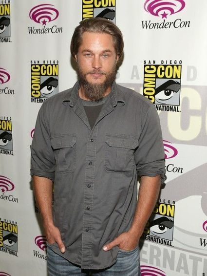 Hot Calvin Klein Model Travis Fimmel Then and Now | Funky Downtown | QUEERWORLD! | Scoop.it