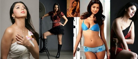 Bhoomika Chawla Attended A Naked Photo Shoot!!! | www.shobshomoy.com | Scoop.it