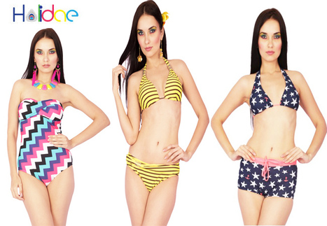 Fashionable and Stylish Beachwear Collection for Women | Holidae Swimwear | Scoop.it
