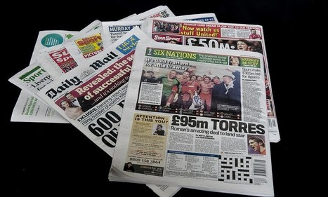 What the back pages say: Ronaldo doubles Bale's wages with new five-year deal - Daily Mail | World Wide Sport | Scoop.it