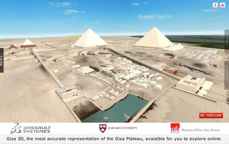 Rus Gant, Giza 3D and George Reisnser's Legacy:  An Em Hotep - Pyramidales Interview | Égypt-actus | Scoop.it