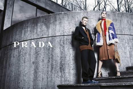 Prada Fall/Winter 2014 Campaign By Steven Meisel - Pursuitist | Fashion Supply Chain Leaders | Scoop.it