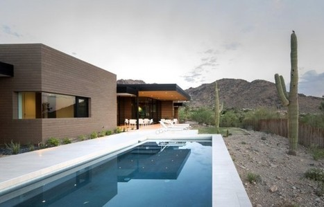Modern Minimalism: Rammed Earth House by Brent Kendle | Design | Scoop.it
