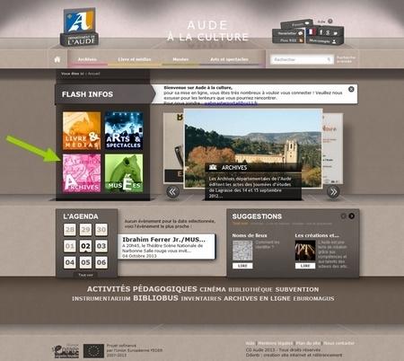 Les archives de l'Aude sont en ligne - Le Blog GeneaNet   Nos Racines   Scoop.it