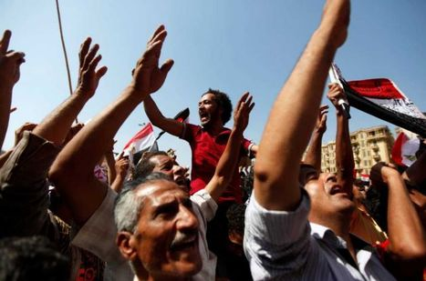 Riots erupt as Christians protest in Cairo, 6 dead | Coveting Freedom | Scoop.it