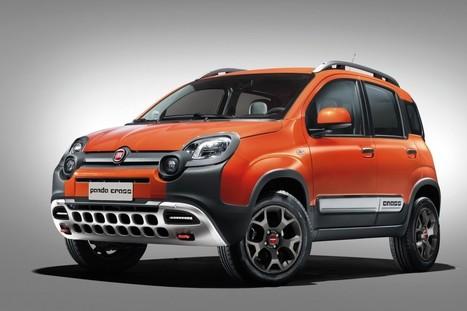 New Fiat Panda Cross heading to 2014 Geneva Motor Show | MotorExposed.com | Car news | Scoop.it