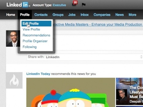 How To Customize Your LinkedIn Profile - Business Insider | LinkedIn endorsements, pros and cons | Scoop.it